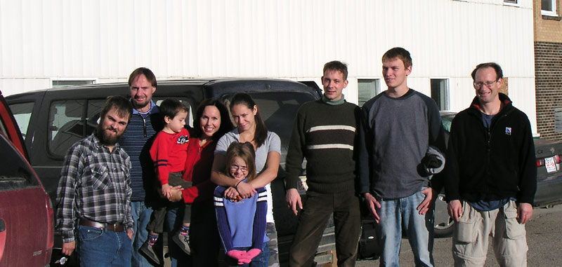 2006 Student Ministry Team