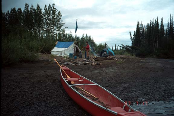 Base Camp & Canoe 97